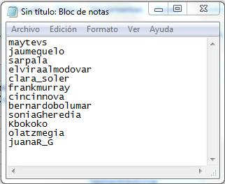 Bloc de notas #communityvalenciana