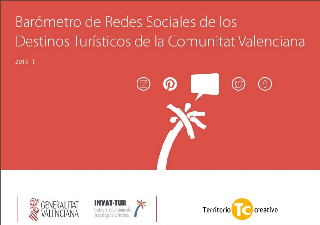 I barómetro Redes Sociales Comunidad Valenciana