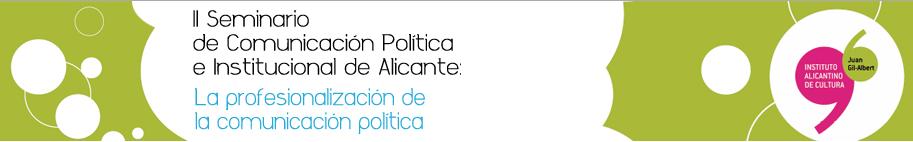 II Seminario comunicación política compolac