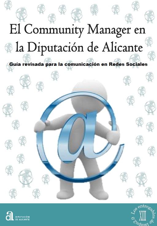 Guía Comunicación en Redes Sociales Diputación de Alicante