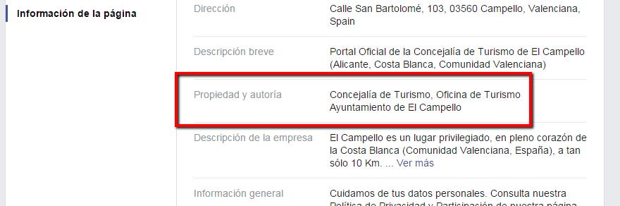 Propiedad_y_autoria_pagina_Facebook_El_Campello_Turismo