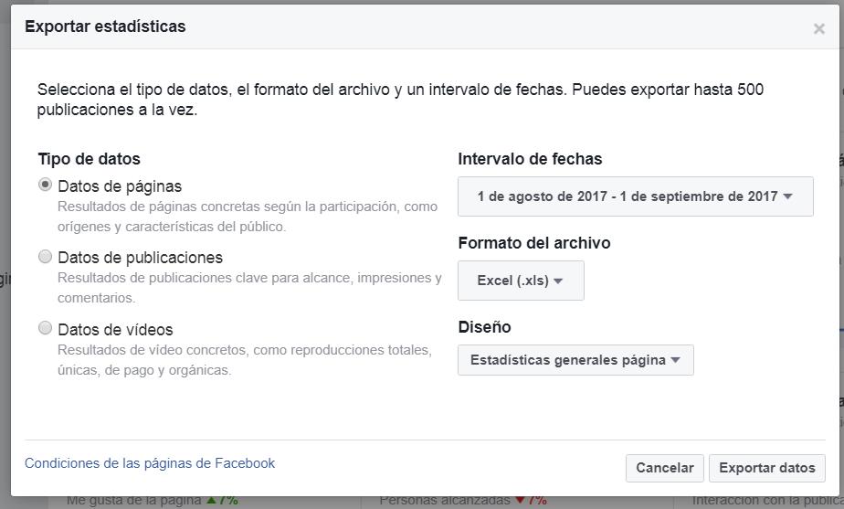 exportar_estadisticas_diseño_personalizado_facebook